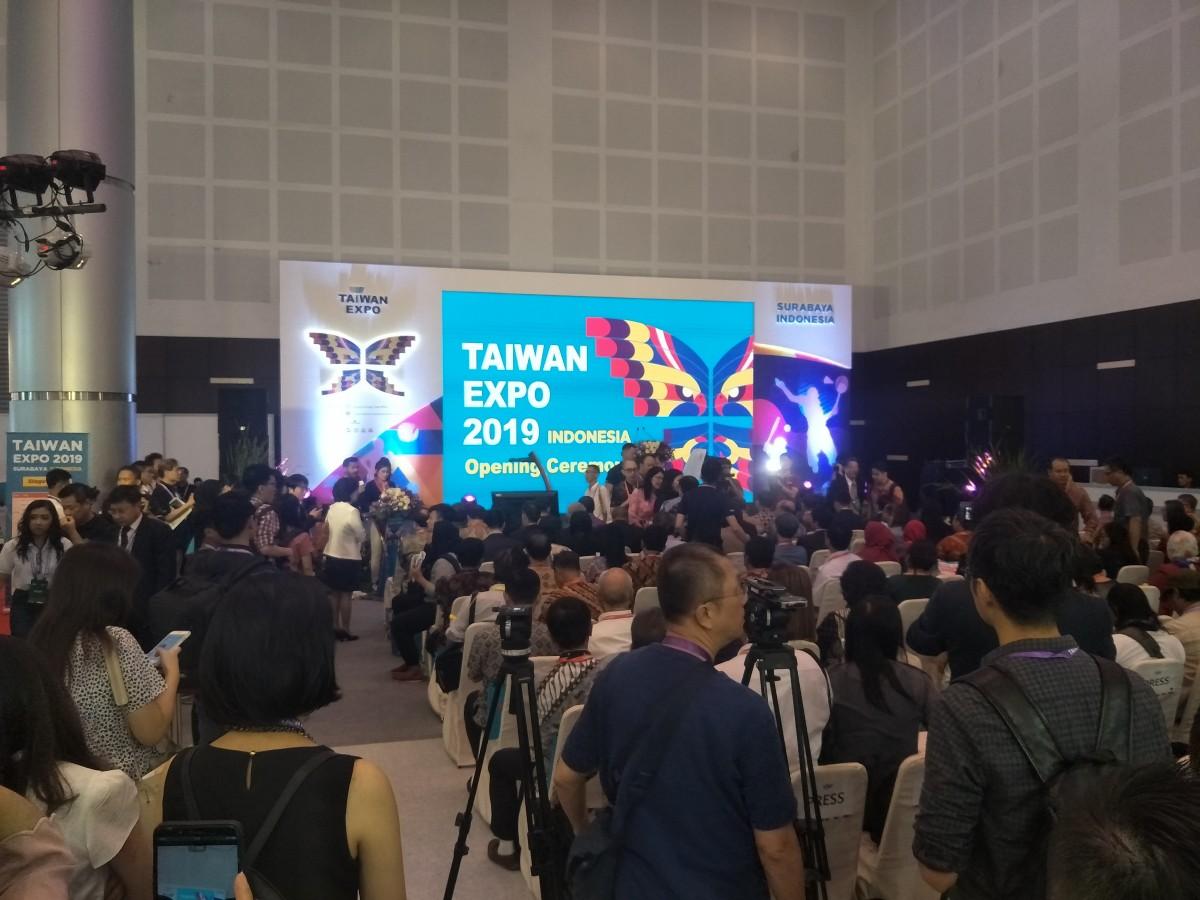 獵風者衛星元件 將在印尼台灣形象展亮相